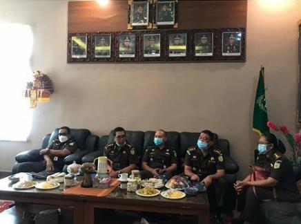 Supervisi Perkara Tindak Pidana Umum oleh Asisten Tindak Pidana Umum Kejaksaan Tinggi Bali