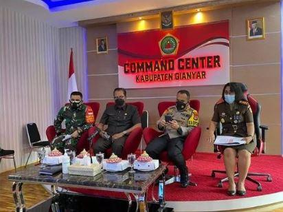 Implementasi PPKM Level IV di Pulau Jawa dan Bali