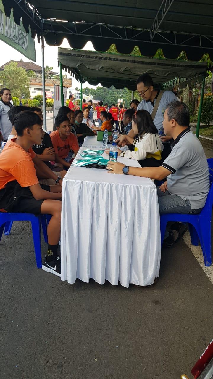Gerai Pelayanan Publik Kejaksaan Negeri Gianya di Area CFD Kabupaten Gianyar